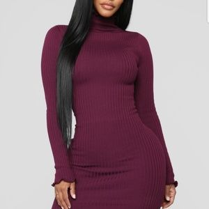 Fashion nova dress. NEW!
